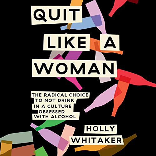 Quit Like a Woman audiobook cover art