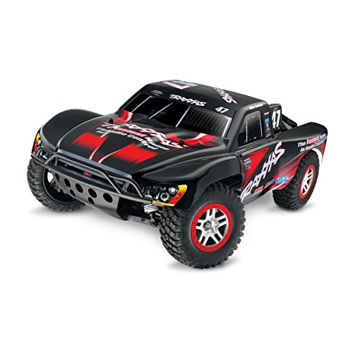 Cheap Traxxas 68086 Slash 4x4 4wd Electric Short Course Truck Ready To Race Trucks 1 10 Scale Colors May Vary B00kz0qwne Flyanogood