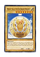遊戯王 英語版 GAOV-EN002 Hieratic Seal of the Sun Dragon Overlord 神龍の聖刻印 (ノーマル) 1st Edition