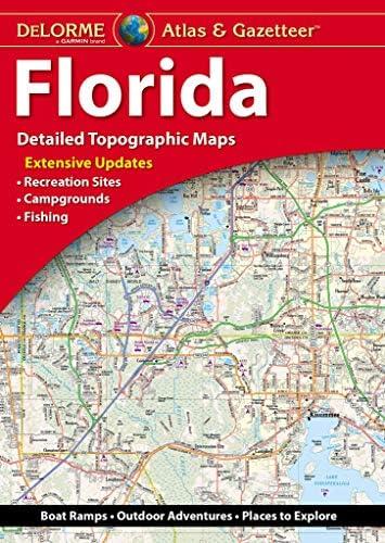 DeLorme Atlas Gazetteer Florida product image