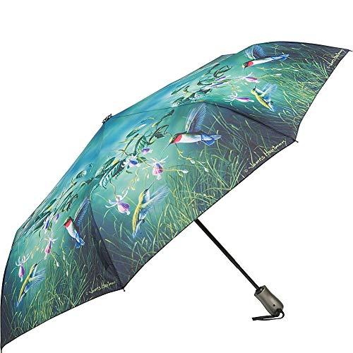 Taschen-Regenschirm Automatik damen - Kolibri