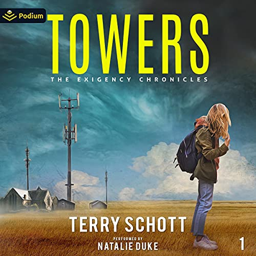 Towers Audiobook By Terry Schott cover art