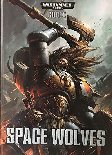 Warhammer 40.000 - Space Wolves Codex - ENGLISH