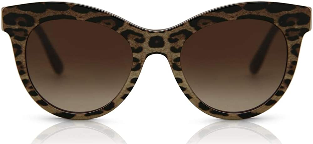 Dolce & gabbana, occhiali da sole per donna, montatura cat eye  in acetato 0DG4311 1515686007