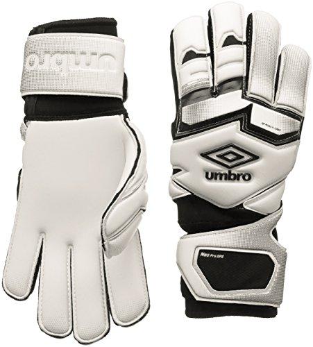 UMBRO Neo Pro DPS Handschuhe, Unisex, Neo Pro DPS, weiß/schwarz