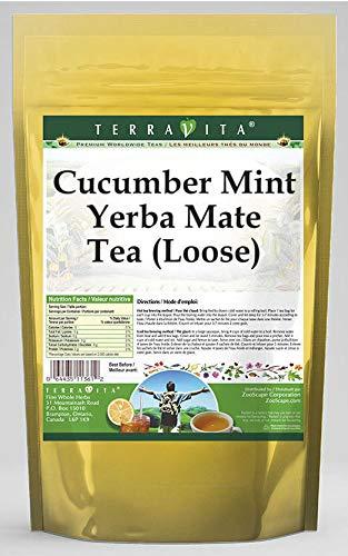 Cucumber Mint Yerba Mate Tea Loose 8 562045 2 oz - ZIN: Manufacturer regenerated product ! Super beauty product restock quality top! Pac