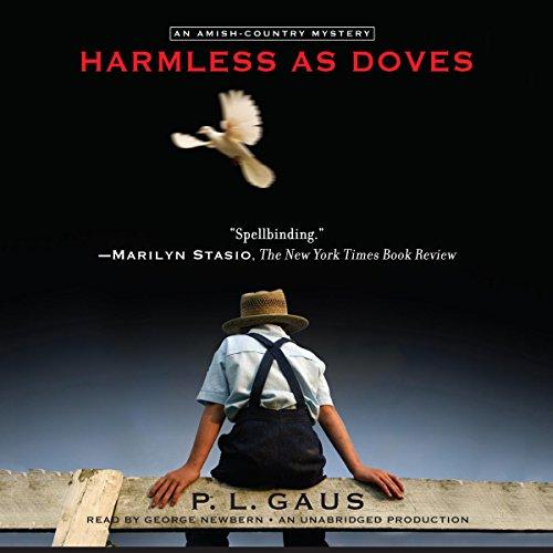 Harmless as Doves audiobook cover art