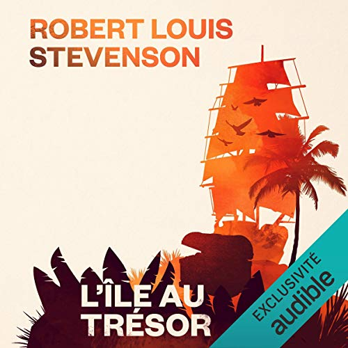 Page de couverture de L'île au trésor