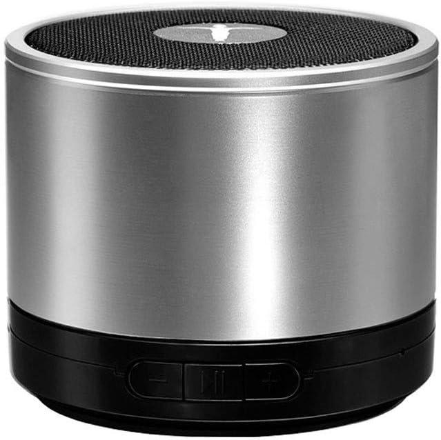 LEZDPP Card Speaker Small Subwoofer Portable Walkman Song Phone Player Expansion Sound Color : Black