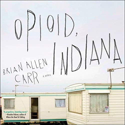 Opioid, Indiana audiobook cover art