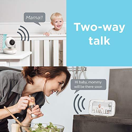 51JrIOAm BL Best 2000 ft Range Baby Monitors With Longest Range 2021
