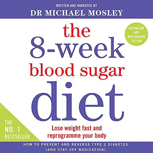 The 8-Week Blood Sugar Diet cover art