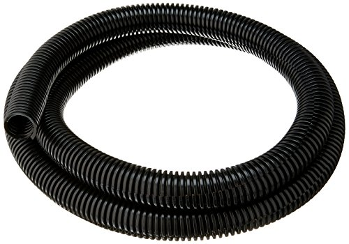 Taylor Cable 38780 Black Convoluted Tubing