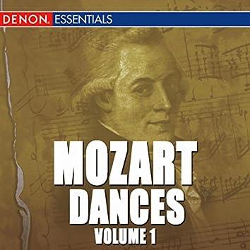 Mozart: Dances Vol. 1