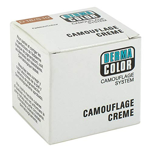 DERMACOLOR Camouflage Creme S 10 bronze 25 ml