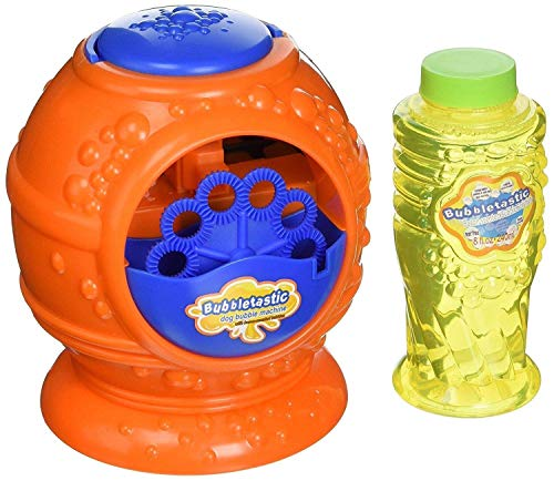 Bubbletastic Bacon Bubble Machine for Dogs and Kids - with Free 8oz. Bottle...