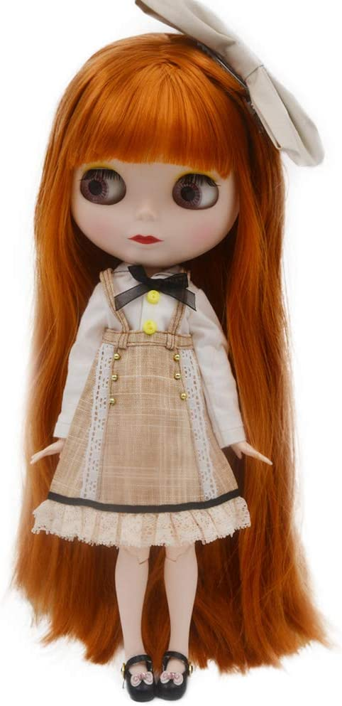 1 6 Max 76% OFF BJD Doll 4-Color Popular popular Changing Eyes Ball Face Matte and Jointed