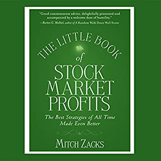 The Little Book of Stock Market Profits cover art