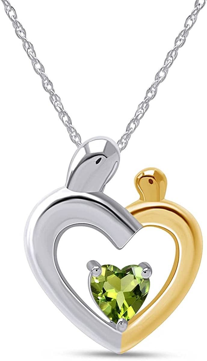 AFFY Mothers Sales results No. 1 Day Jewelry Gift Birthstones Simulated High quality Tone Mom Two