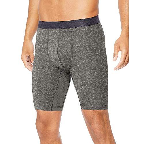 Hanes Sport Men's Performance Compression Shorts - - Small