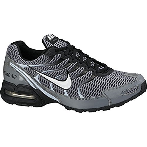 Price comparison product image Nike Men's Air Max Torch 4 Running Shoes Cool Grey / White-Black