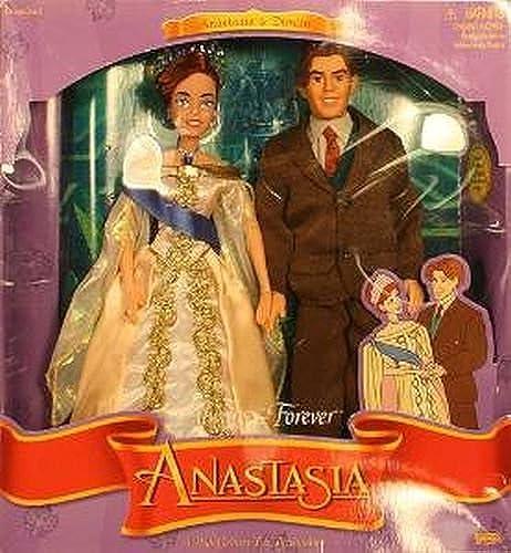 60% de descuento Anastasia & Dimitri Always and Forever Forever Forever doll gift set by Galloob  almacén al por mayor