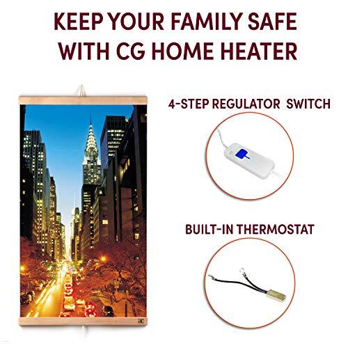 CG HOME Calefacción