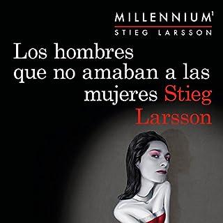 Los hombres que no amaban a las mujeres (Serie Millennium 1) cover art