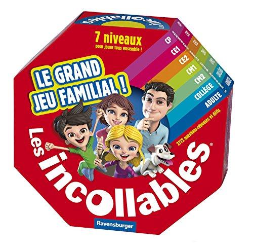 Ravensburger- Le Grand Jeu familial des Incollables - Jeu de société Famille- 26689