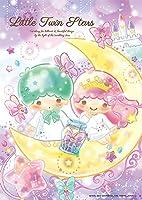 88ピース ジグソーパズル キキ&ララのキラ★ふわドリーム(18.2x25.7cm)