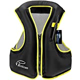 Best Adult Snorkeling Vests - Rrtizan Snorkel Vest - Inflatable Swim Vest Review