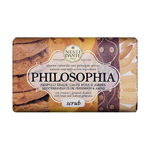 Nesti Dante Philosophia Illuminating Scrub Seife, 250 g