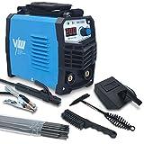VECTOR Saldatrice a Elettrodo Inverter IGBT - Mini Portatile Saldatrice a elettrodi 230V 200 Ampere