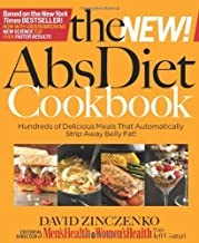 By David Zinczenko The New Abs Diet Cookbook: Hundreds of Delicious Meals That Automatically Strip Away Belly Fat! (1st Edition)