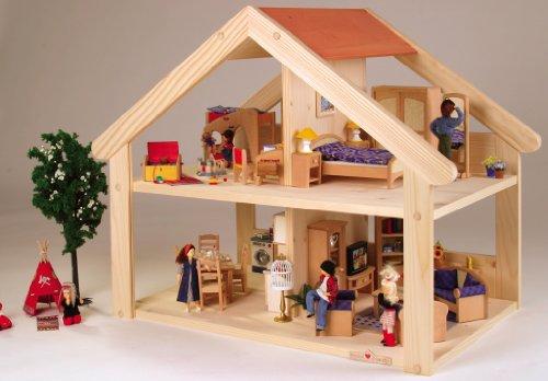 Bodo Henig 20110 - Puppenhaus Primera