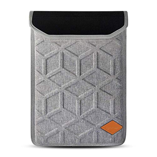 Lymmax Laptop Sleeve 15.6 Inch, Shockproof Laptop Case Vertical Sleeve Bag with Zipper Pocket,...