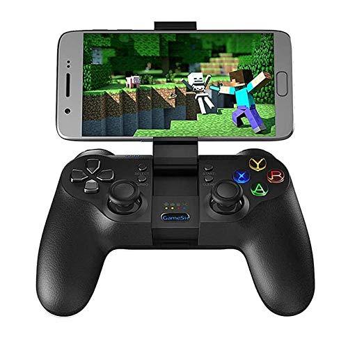 XFF Manette De Jeu Gamepad Standard Manettes Contrôleur Contrôleur De Jeu Mobile Contrôleur sans Fil Bluetooth 2.4G, Les Cadeaux Que Les Garçons S'attendent À Recevoir