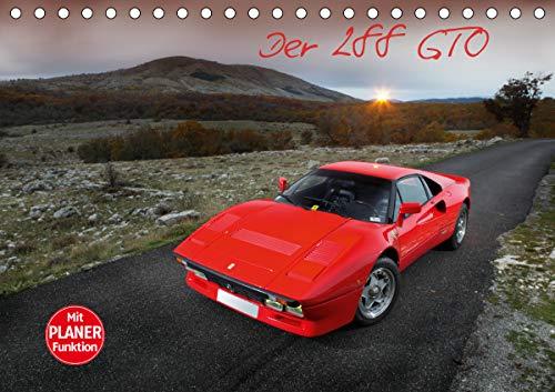 Ferrari 288 GTO (Tischkalender 2021 DIN A5 quer)