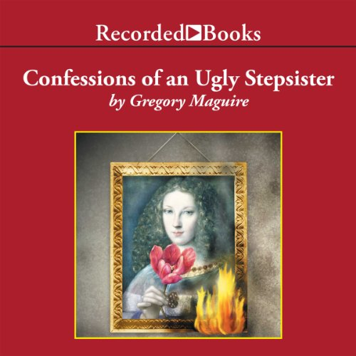 Confessions of an Ugly Stepsister audiobook cover art