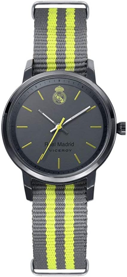 Viceroy Reloj Analogico para Chicos de Cuarzo con Correa en Nailon 40966-17