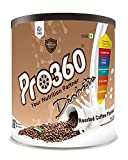 Pro360 Diabetic Protein Supplement Powder Nutritional Health Drink For Diabetes Care - Roasted