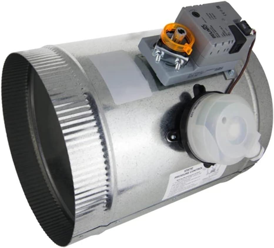 iO Special sale item HVAC Controls EB-14 14 Inch Round Duty Heavy shipfree Motorized Electr