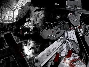 DJ0707 Alucard Hellsing Gun Blood Anime Art 32x24 Print POSTER