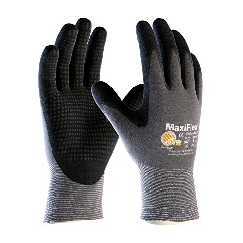 ATG 3 Pack Seamless Knit Nylon Work Glove