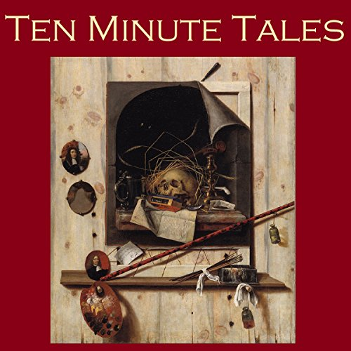 Ten Minute Tales audiobook cover art