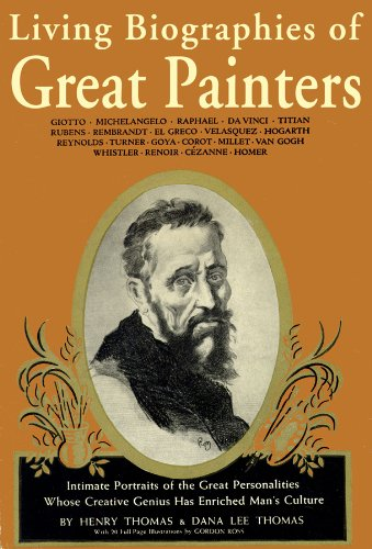 Living Biographies of Great Painters: Library Edition
