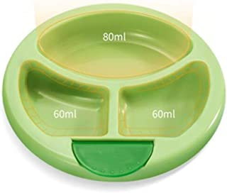 Nwn Water Injection Insulation Cup Bowl Baby Child Division Plate Infant Separation Eating Training Small Tableware