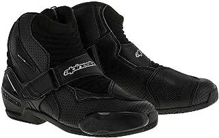Alpinestars SMX-1 R Vented Boots - 8 US / 42 Euro/Black