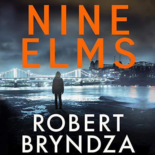 Nine Elms audiobook cover art