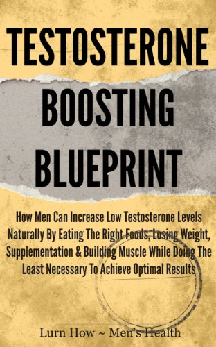 Testosterone Boosting Blueprint (Men's Health Book 1) (English Edition)